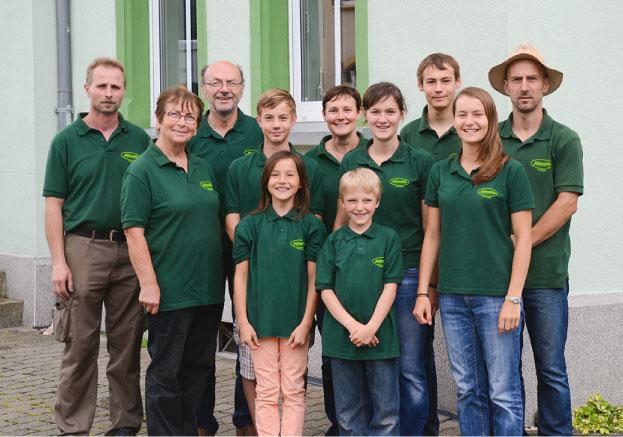Kelterei Mitschke - Team